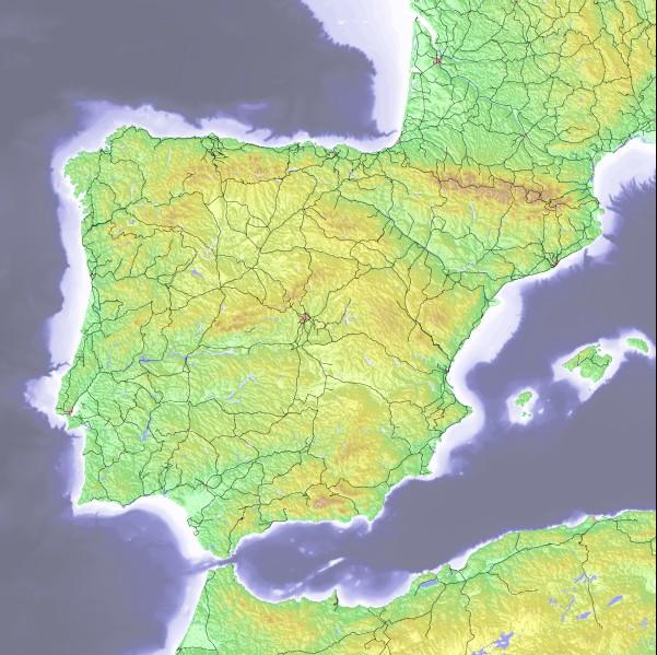 Iberia Surf Forecast and Eyeball Surf Report