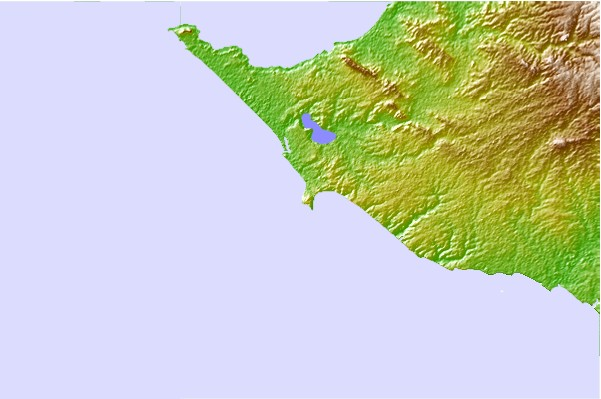 Surf spots located close to Anconcito