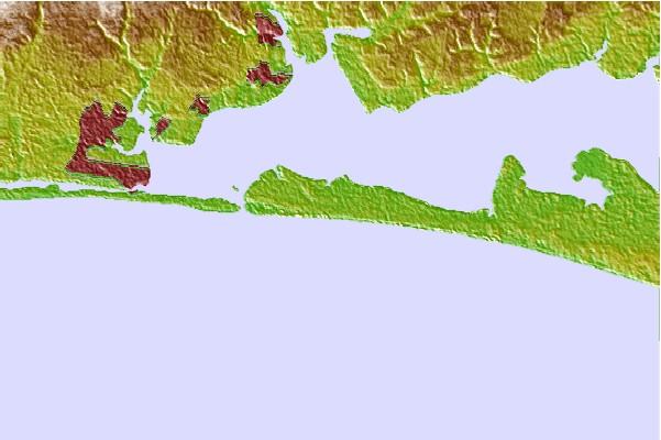 Destin Surf Forecast and Surf Reports (Florida - Gulf, USA)