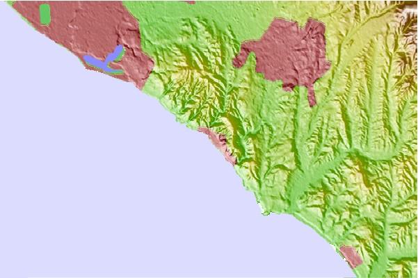 Laguna Beach Florida Map.Laguna Beach Surf Forecast And Surf Reports Cal Orange County Usa