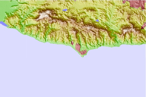 Surf spots located close to Zuma Beach