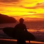 sunset at the surf shack, Kudat