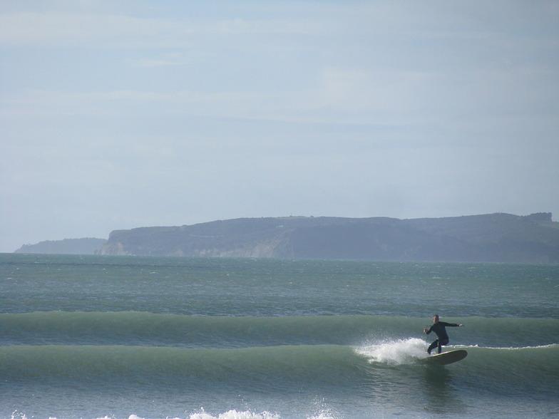 Tracey, Orewa Beach