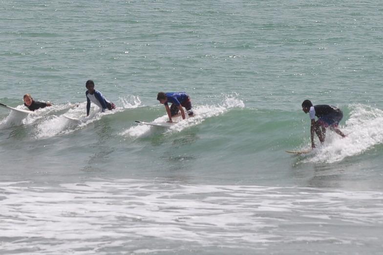 Busua Beach