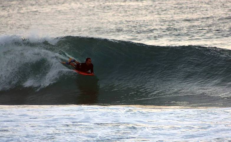 Good Left, Maroubra Beach