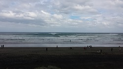 Muriwai, Muriwai Beach photo