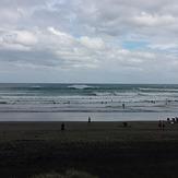 Muriwai, Muriwai Beach
