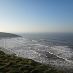 Southerndown new swell arrives 2