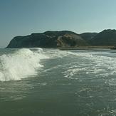 Aropaonui  beach
