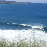 From the bluff...., Honolua Bay