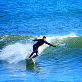 Friday surfing, Broad Cove