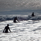 Sunday surfing, Hirtle's Beach (Hartling Bay)