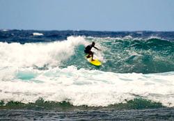 Surfer, Zezito Barbosa, Pango Point photo