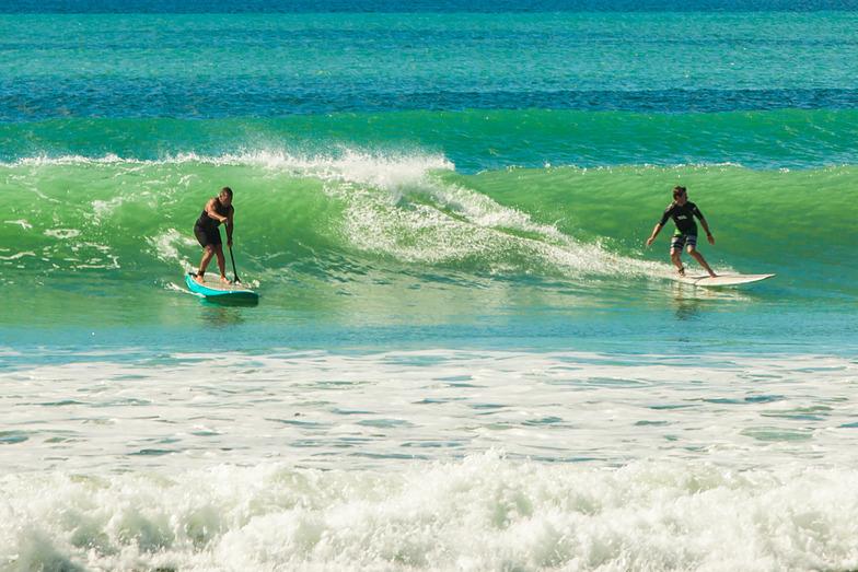 Late summer weekend 2014, Orewa Beach