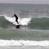 Surfing at Montauk Point, Montauk Point - Turtles