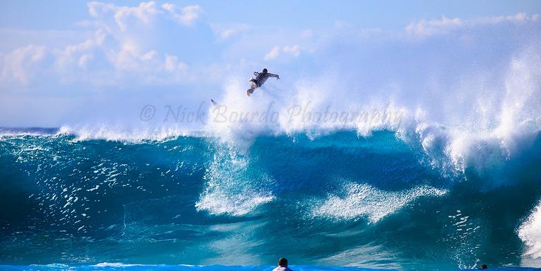 Good Friday Surfing, Bronte Beach