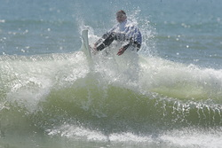 high surfer, Rodanthe Pier photo