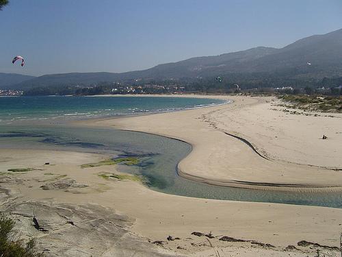 Playa Aguieira