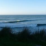 Fletchers at mid tide, Fletchers Beach