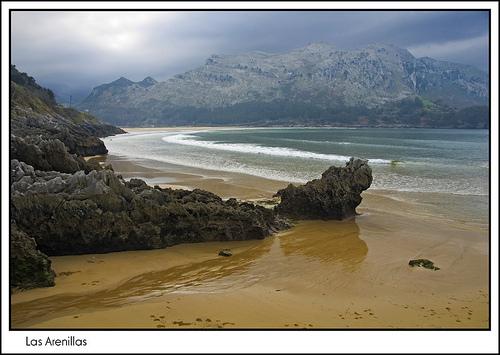 Playa de Arenillas