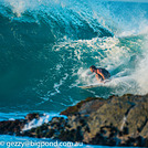 Ride the rails, Snapper Rocks