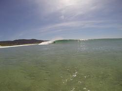 bodyboard doniños outeiro, Playa de Doninos photo