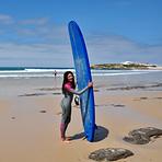 Longboard Surf, Praia do Baleal