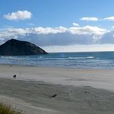 Wharariki, Wharariki Beach