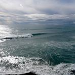 Fletchers left, Fletchers Beach