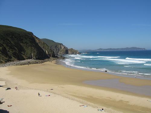 Playa de Campelo