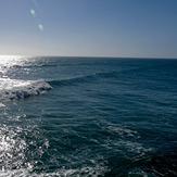 Long period and overhead, Fletchers Beach