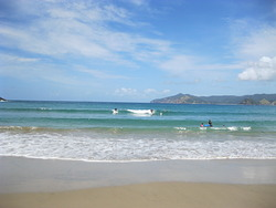 kaitoke beach photo