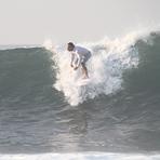 Take off, Punta Roca