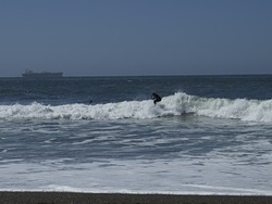 Spring Weekend Surf, Fort Cronkite Rodeo Beach photo