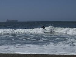 Spring Weekend Surf, Fort Cronkite Rodeo Beach photo
