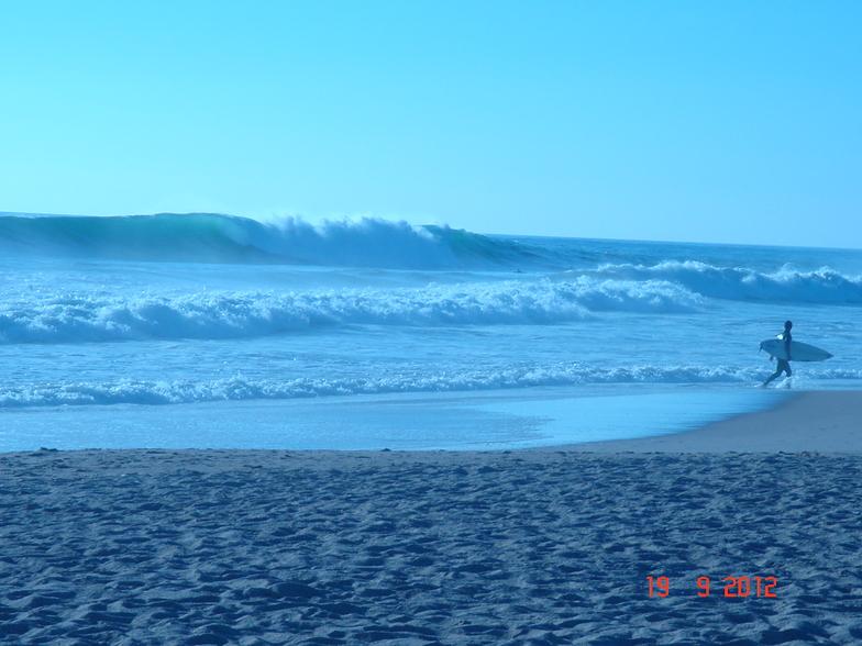 palmar 2012 marco, Playa El Palmar