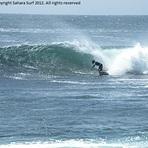 Sahara Surf - Surfing Sidi Ifni river mouth