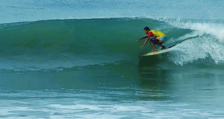 Benin's Waves, La Meduse