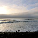 Ruby Bay high tide