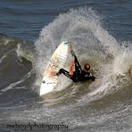 dynamic slash, Bob Hall Pier