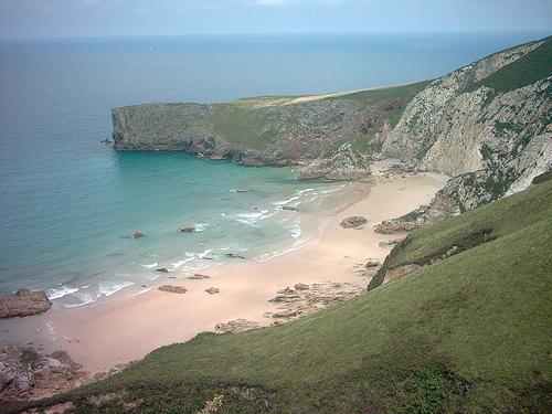 Playa de Mendia