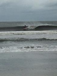 SUP after Arthur 1, Ocean Isle Beach/Pier photo