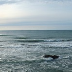 Fergusonns Beach, north swell, Fergusons Beach