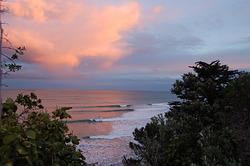 Point sunset, Makorori Point photo