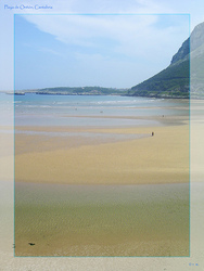 Playa de Orinon photo