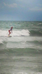 Small Miami surf, 21st Street (Miami) photo