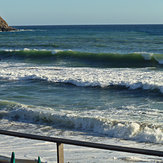 Waves in Levanto