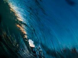 Sunset Wave, Laguna Beach - South Crescent Bay photo