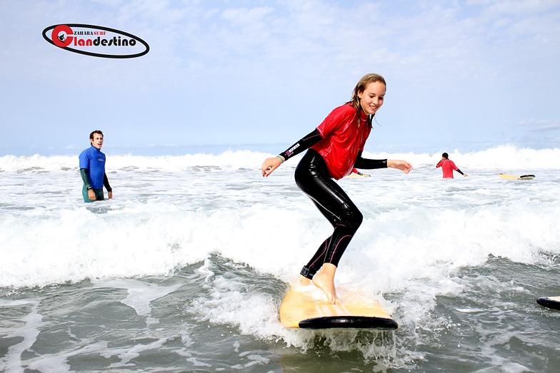 Zahara Surf, Zahara de los Atunes