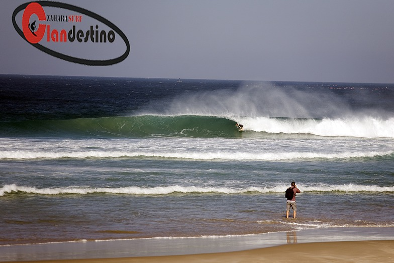 Zahara Surf camp, Zahara de los Atunes